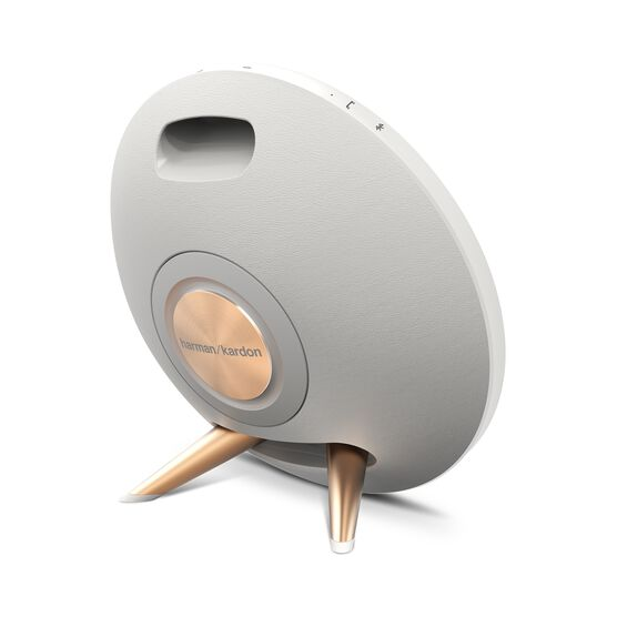 Onyx Studio 2 - White - Wireless Speaker System with rechargeable battery and built-in microphone - Detailshot 1