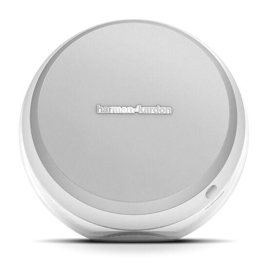 Nova - White - Wireless Stereo Speaker System - Detailshot 1