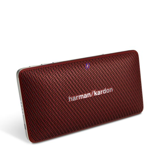 Esquire Mini - Red - Wireless, portable speaker and conferencing system - Detailshot 4