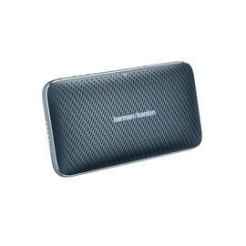 Harman Kardon Esquire Mini 2 - Blue - Ultra-slim and portable premium Bluetooth Speaker - Hero