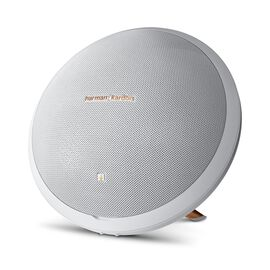 Onyx Studio 2 - White - Wireless Speaker System with rechargeable battery and built-in microphone - Hero