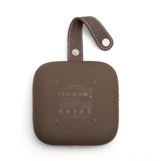 Harman Kardon Neo - Copper - Portable Bluetooth speaker - Back