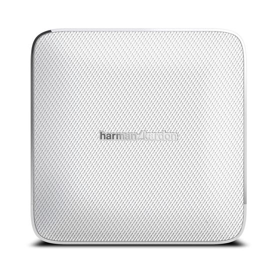 Esquire - White - Portable, wireless speaker and conferencing system - Hero