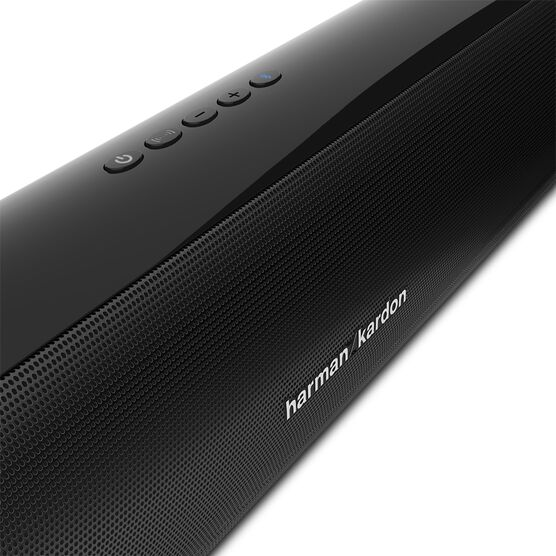SB 26 - Black - Advanced Soundbar with Bluetooth® and powered wireless subwoofer - Detailshot 6
