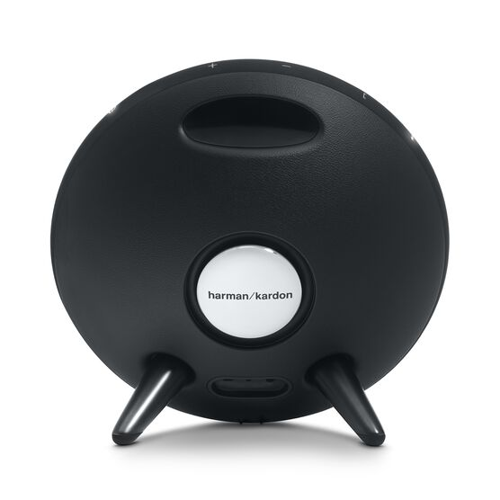 Onyx Studio 3 - Black - Portable Bluetooth Speaker - Back