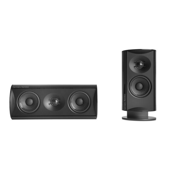 hkts 20 5 1 channel 120 watt surround sound system. Black Bedroom Furniture Sets. Home Design Ideas