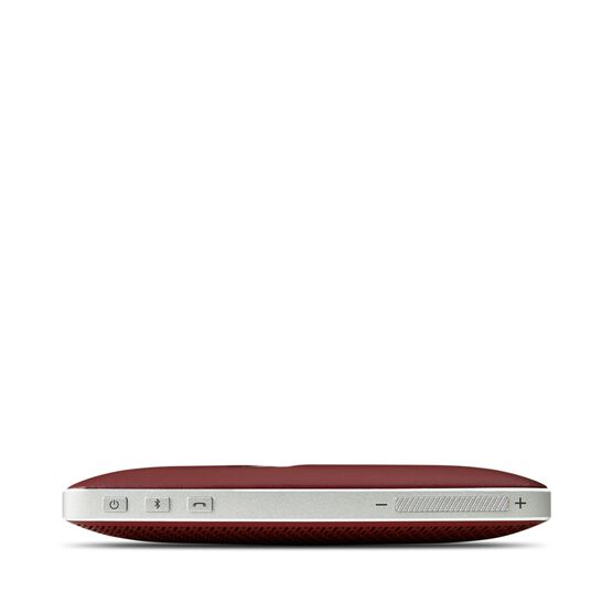Esquire Mini - Red - Wireless, portable speaker and conferencing system - Detailshot 2