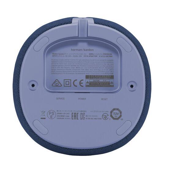 Harman Kardon Citation One MKII - Blue - All-in-one smart speaker with room-filling sound - Detailshot 1