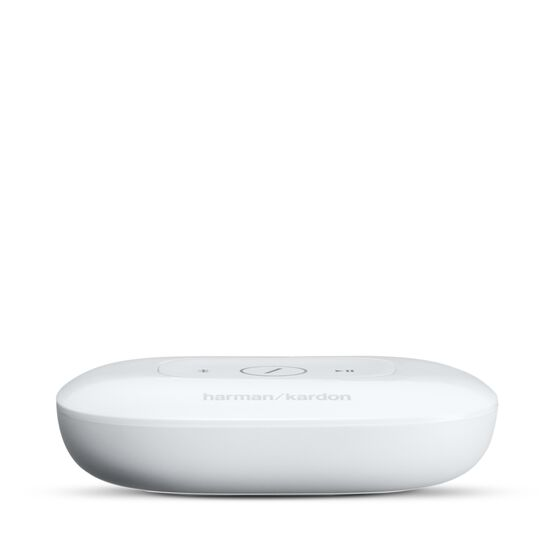 Adapt - White - Wireless HD Audio Adaptor - Front