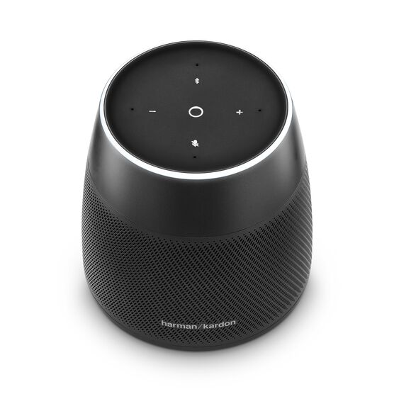 Harman Kardon Astra - Black - Voice-activated speaker - Detailshot 1