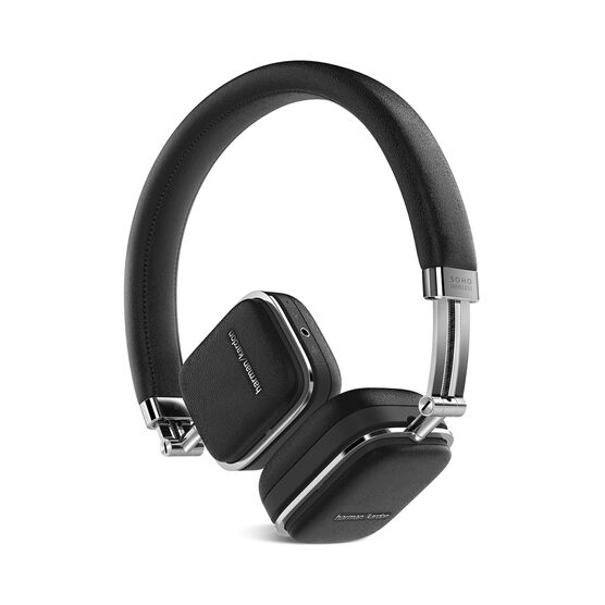Soho Wireless Premium On Ear Headset With Simplified Bluetooth Connectivity