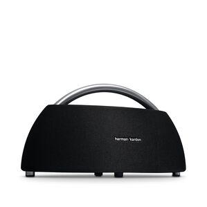 Go + Play - Black - Portable Bluetooth Speaker - Hero