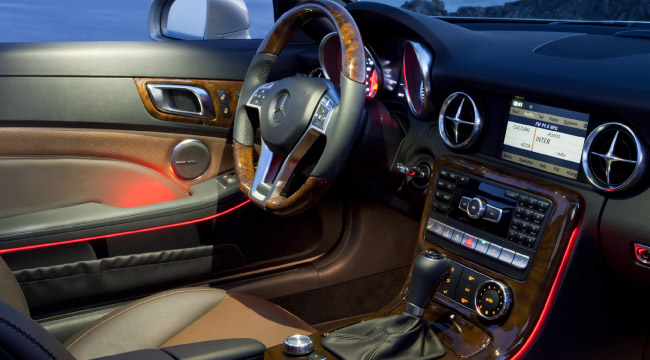 TAILOR-MADE SOUND FOR EACH Mercedes-Benz MODEL
