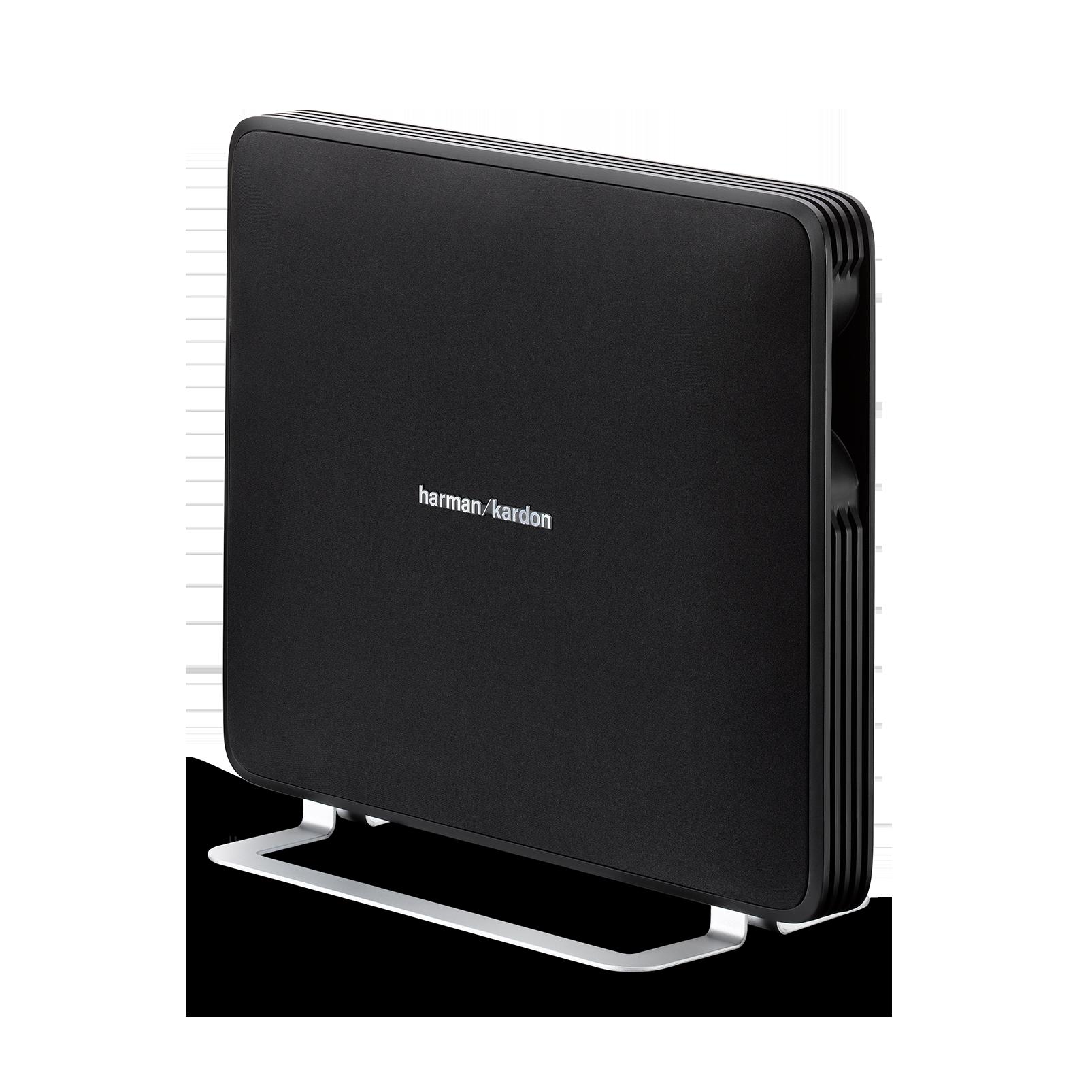 Sabre SB 35 - Black - Devastatingly slim home entertainment soundbar with compact subwoofer. - Detailshot 3