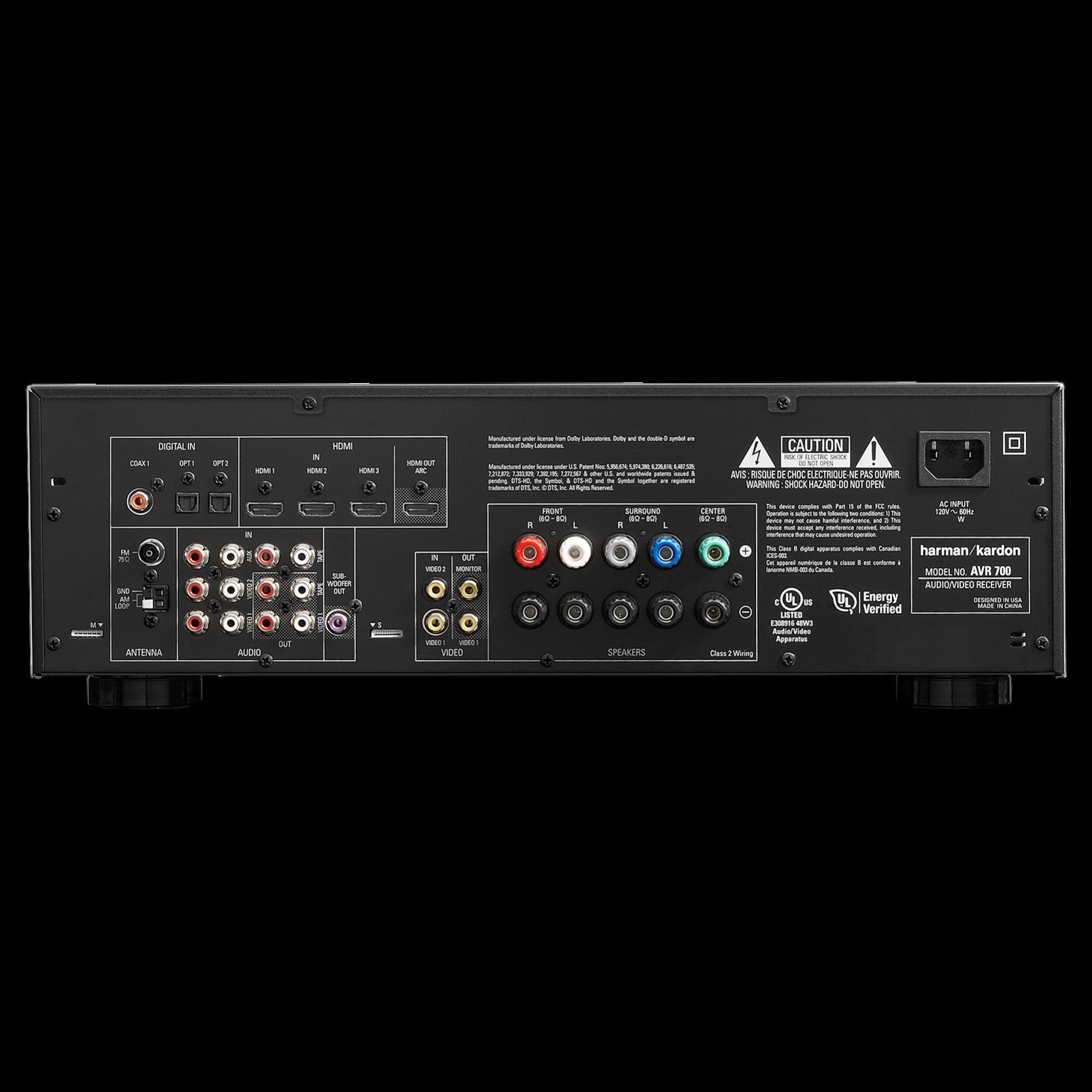 AVR 700
