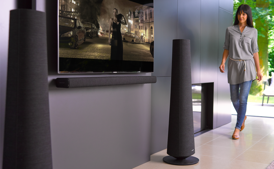 Loa di động Harman Kardon Citation Tower