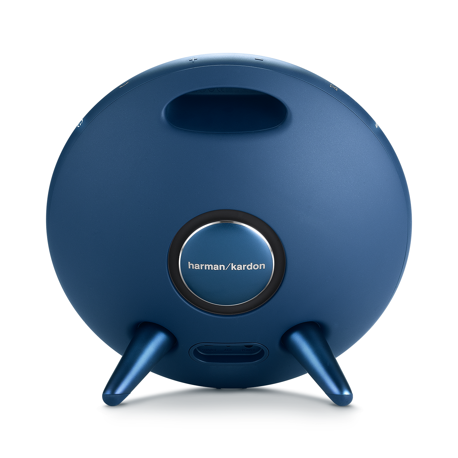 Harman Kardon Onyx Studio 4 - Blue - Back