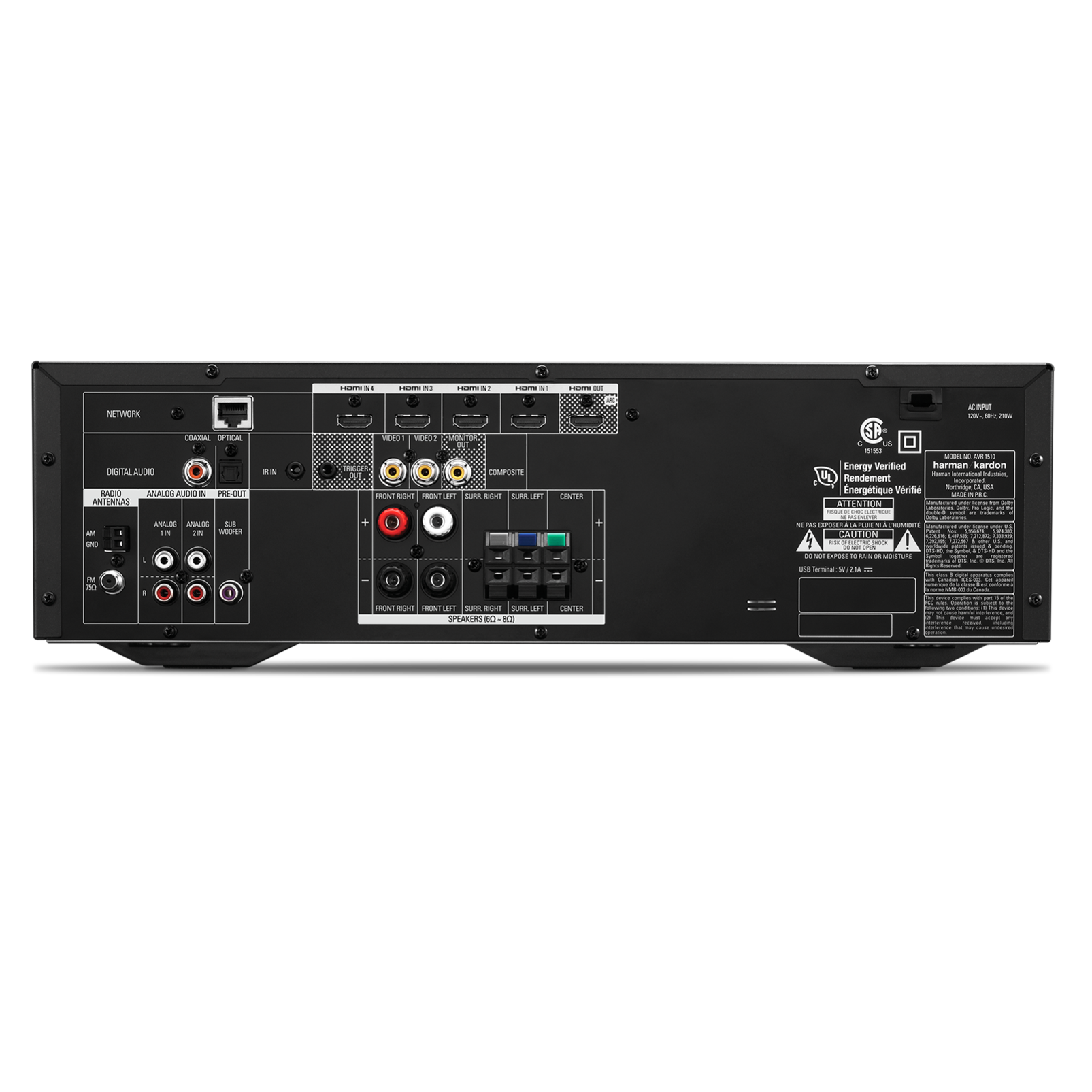 AVR 1510