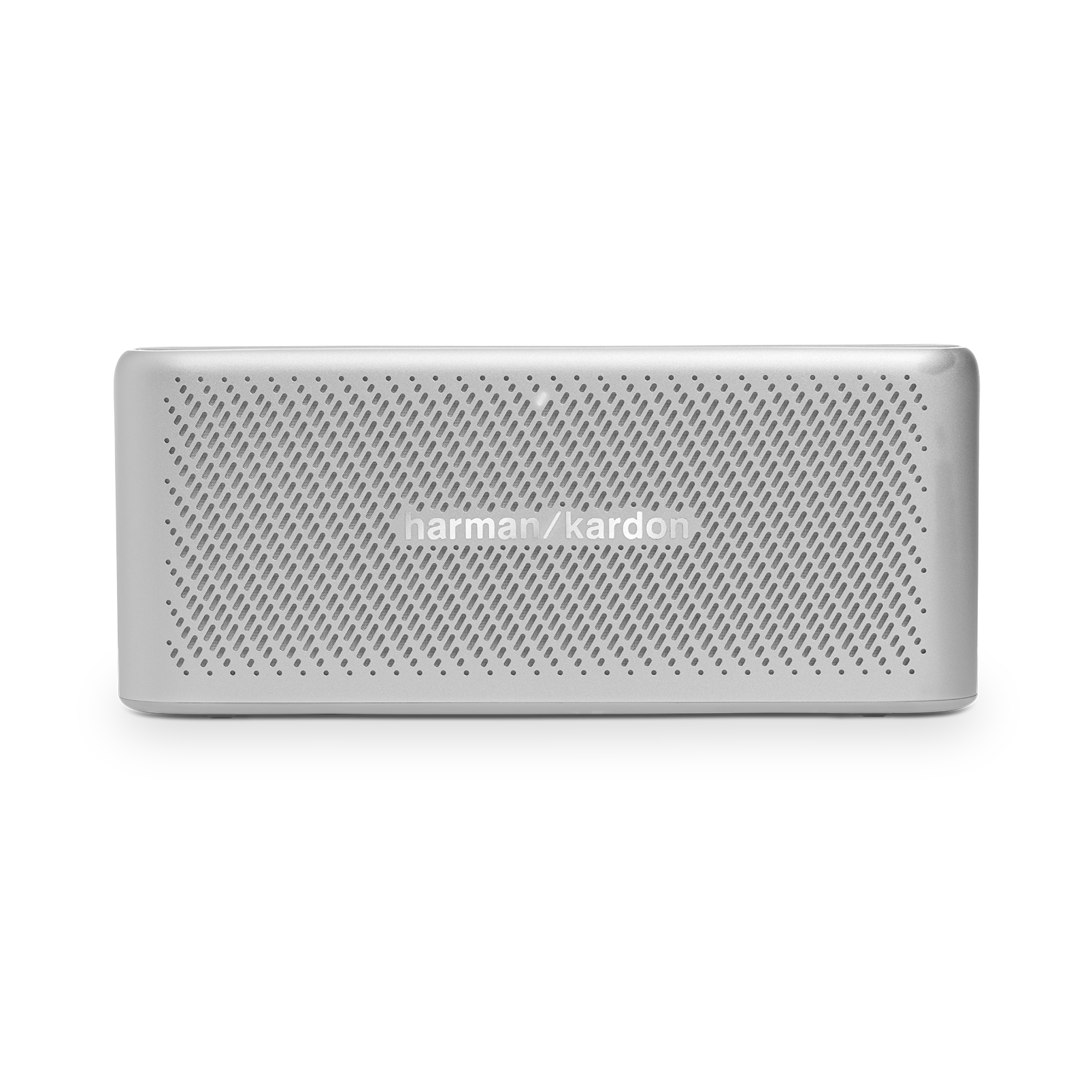 Traveler - Silver - All-in-one travel speaker - Front