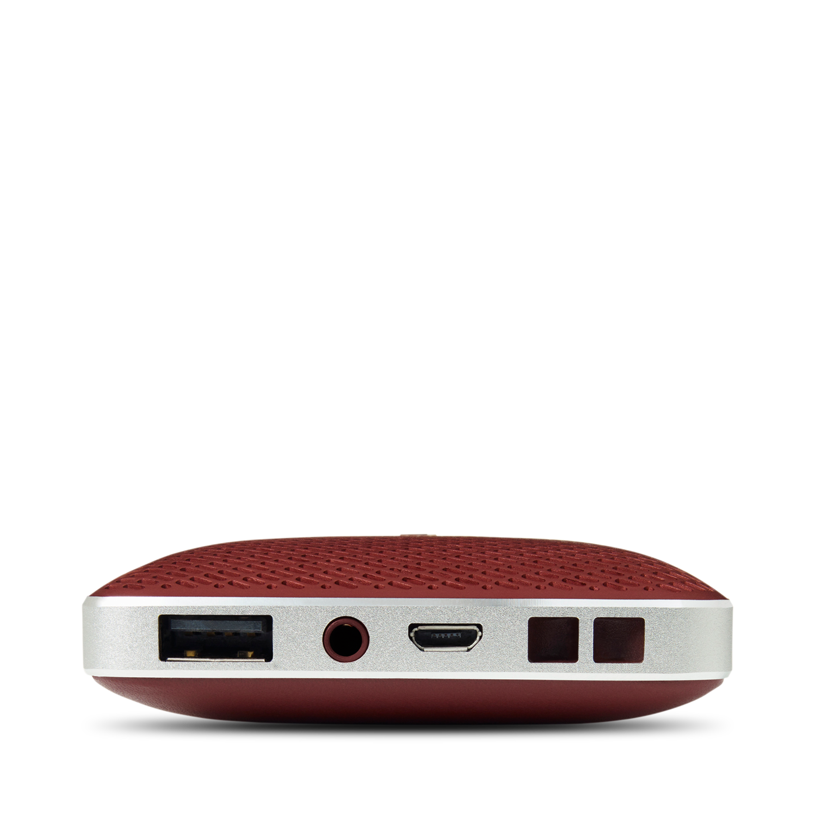 Esquire Mini - Red - Wireless, portable speaker and conferencing system - Detailshot 6