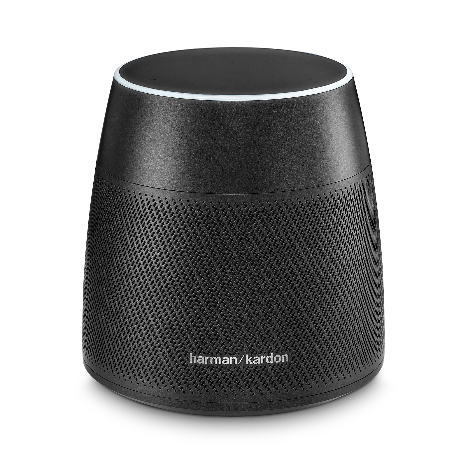 Harman Kardon Astra - Black - Voice-activated speaker - Hero