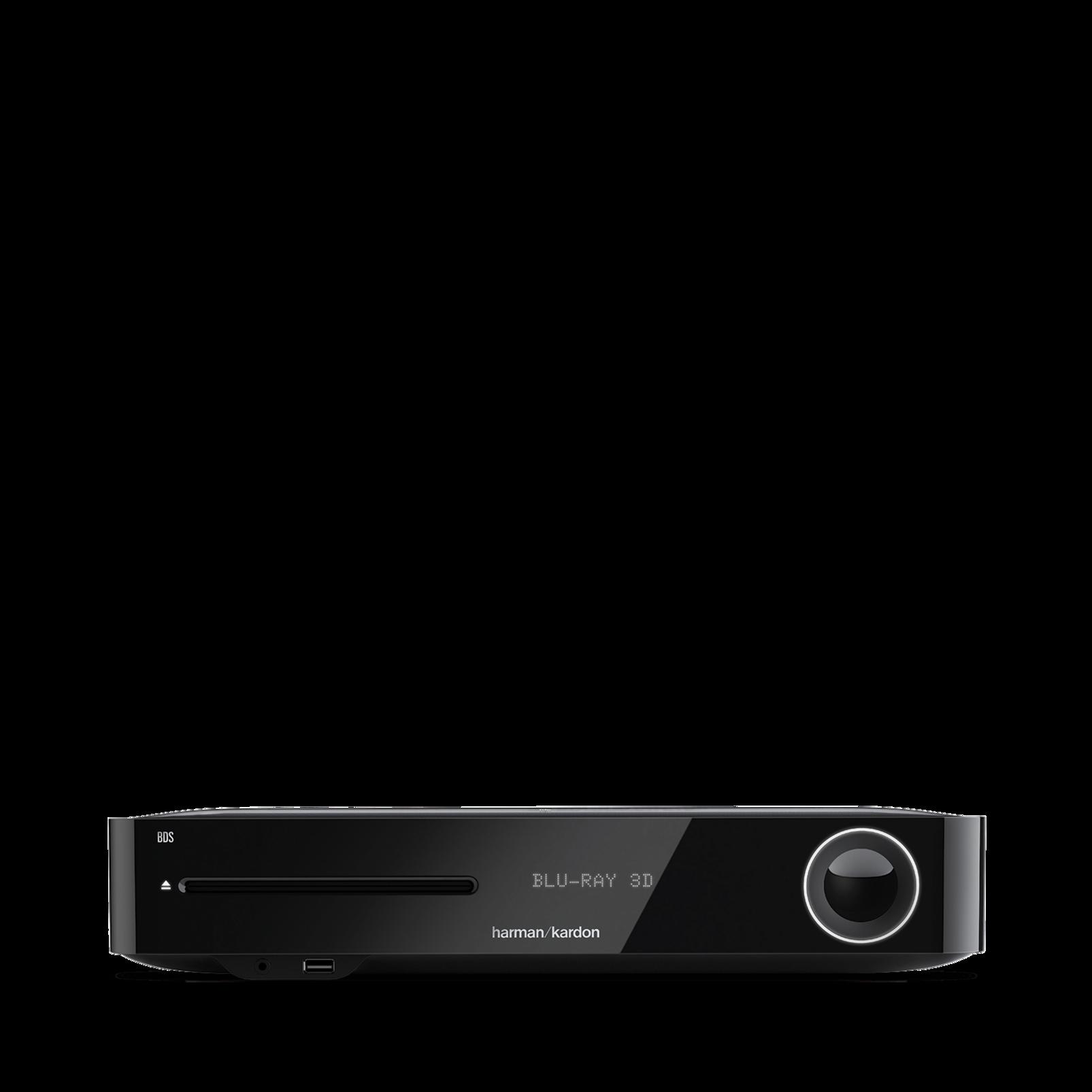 BDS 580 - Black - 5.1-channel, 325-watt, 3D Blu-ray Disc™ System - Front