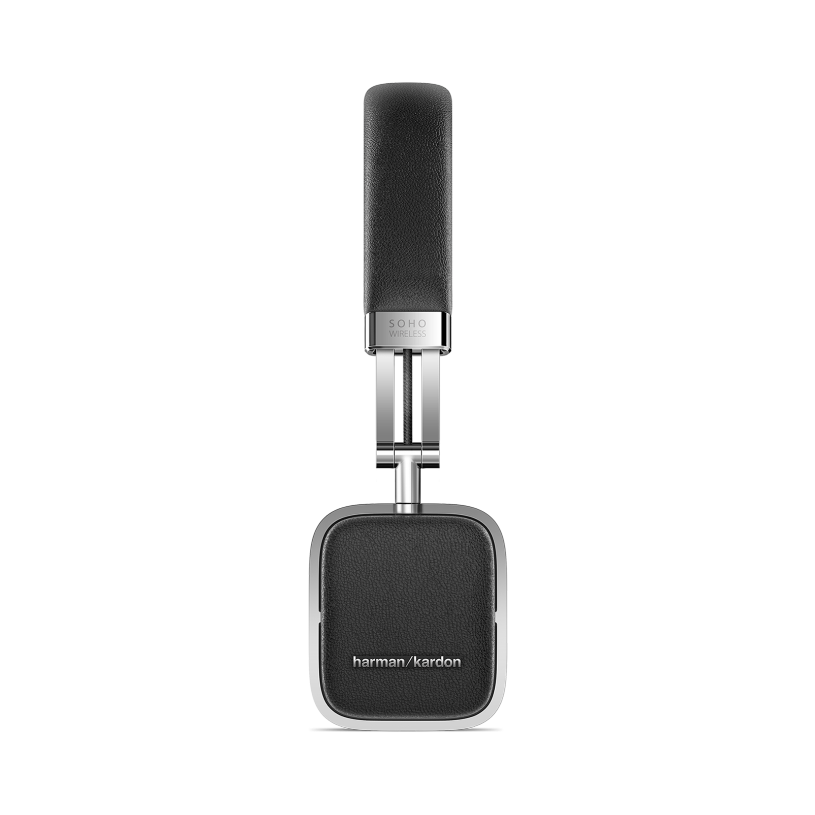 Soho Wireless Premium Bluetooth Headphones Speaker Leather Black Perak Alternate Views