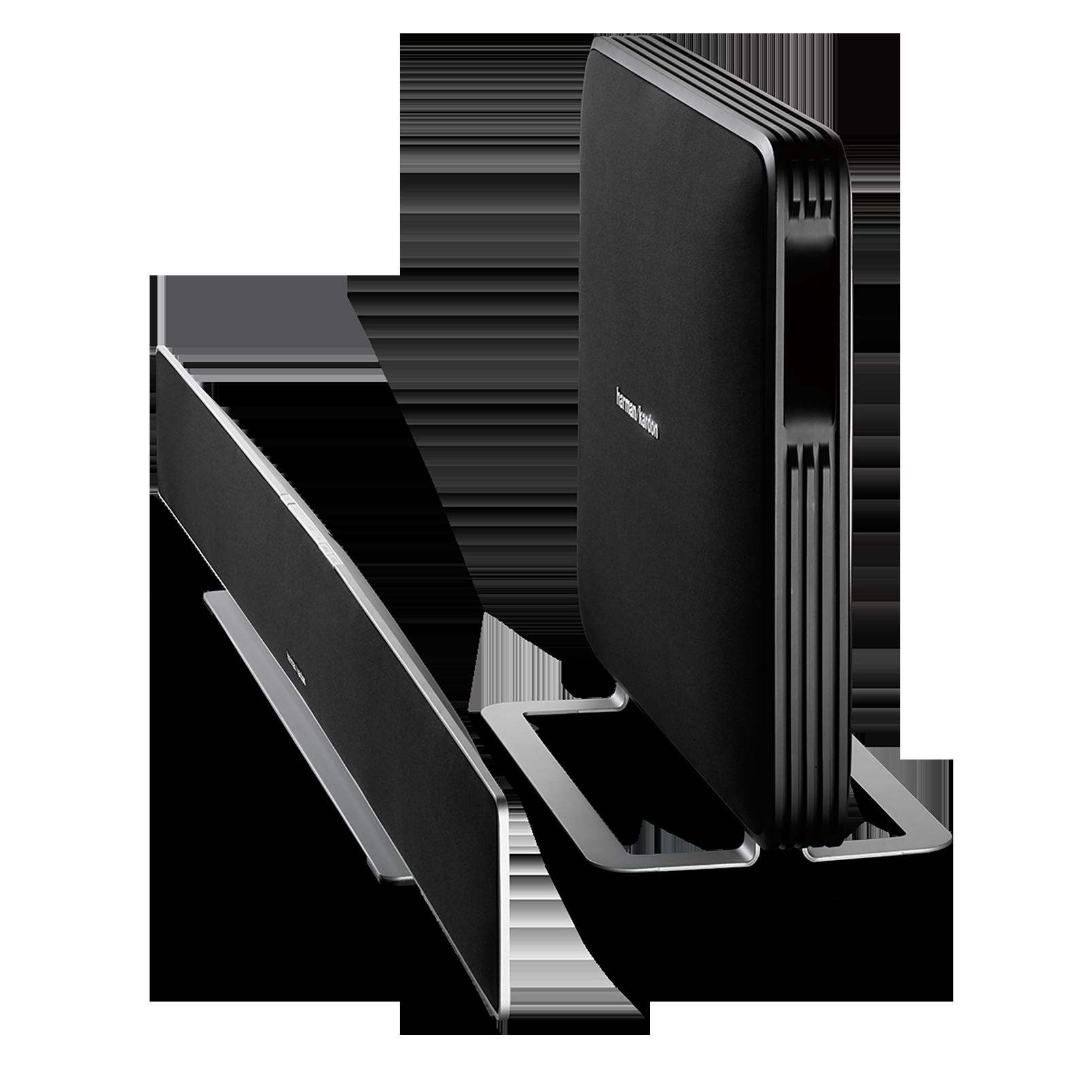 Sabre SB 35 - Black - Devastatingly slim home entertainment soundbar with compact subwoofer. - Detailshot 1