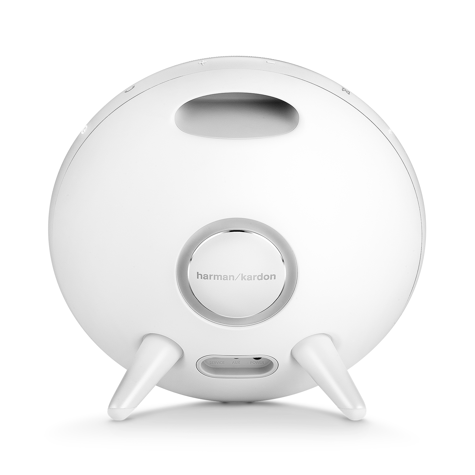 Harman Kardon Onyx Studio 4 - White - Back
