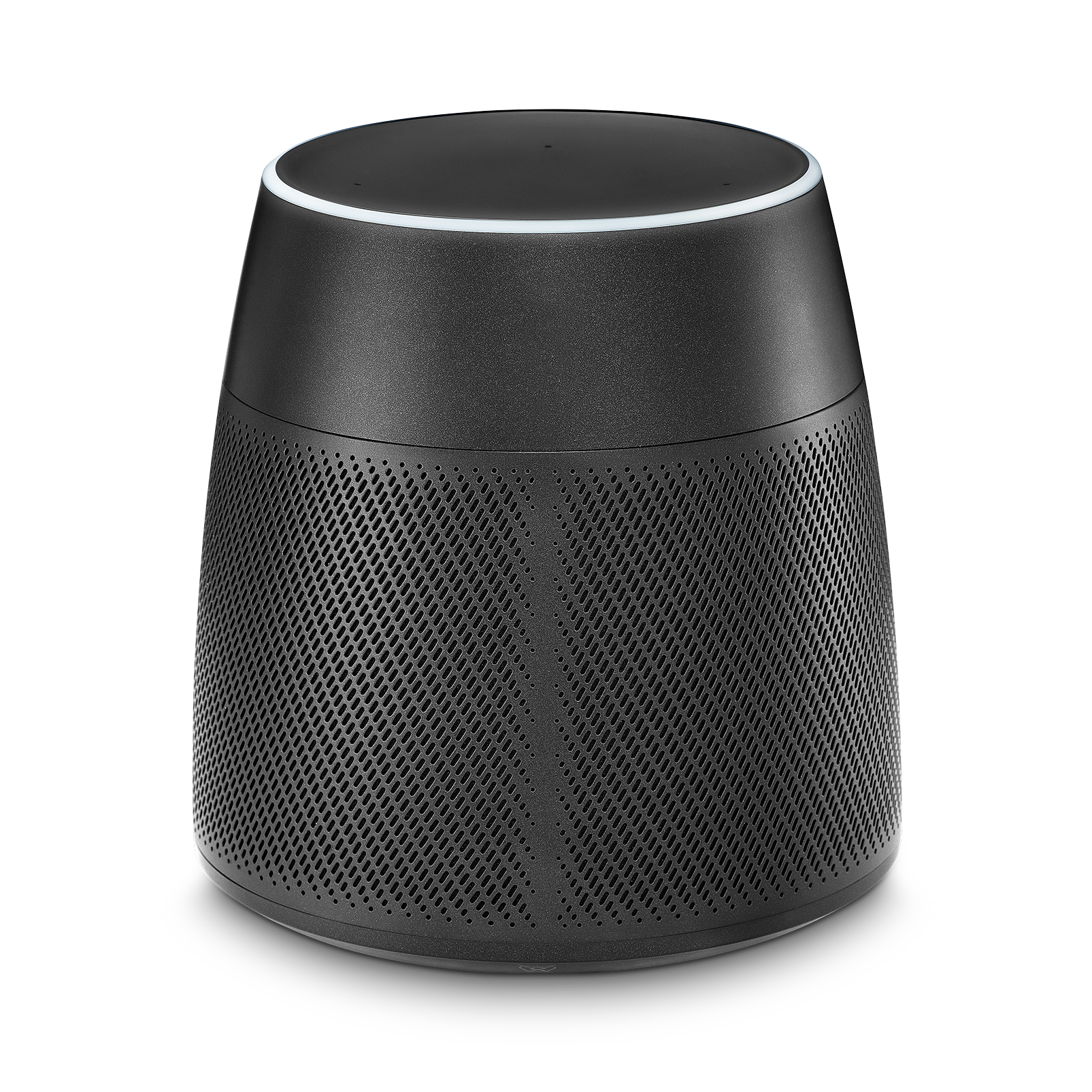 Harman Kardon Astra - Black - Voice-activated speaker - Back